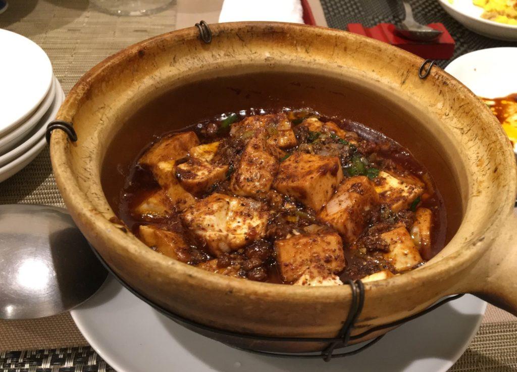 フートン麻婆豆腐