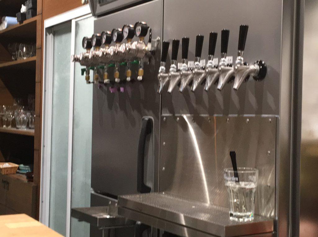 TOBIRAビールサーバー