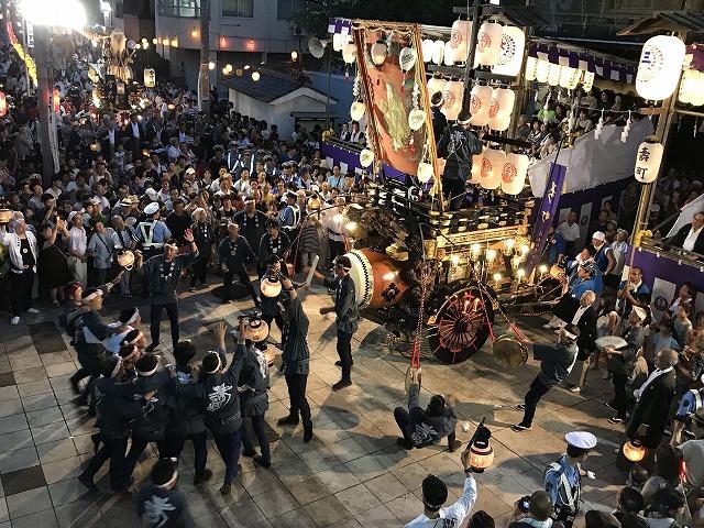 石取祭渡祭