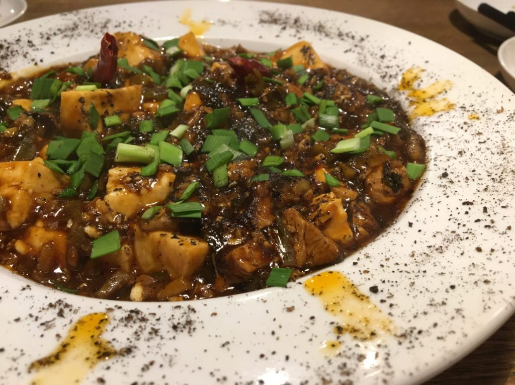 SAISAI麻婆豆腐
