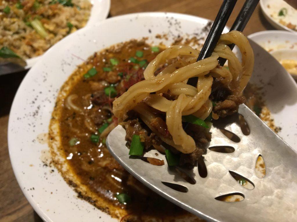SAISAI担々麺