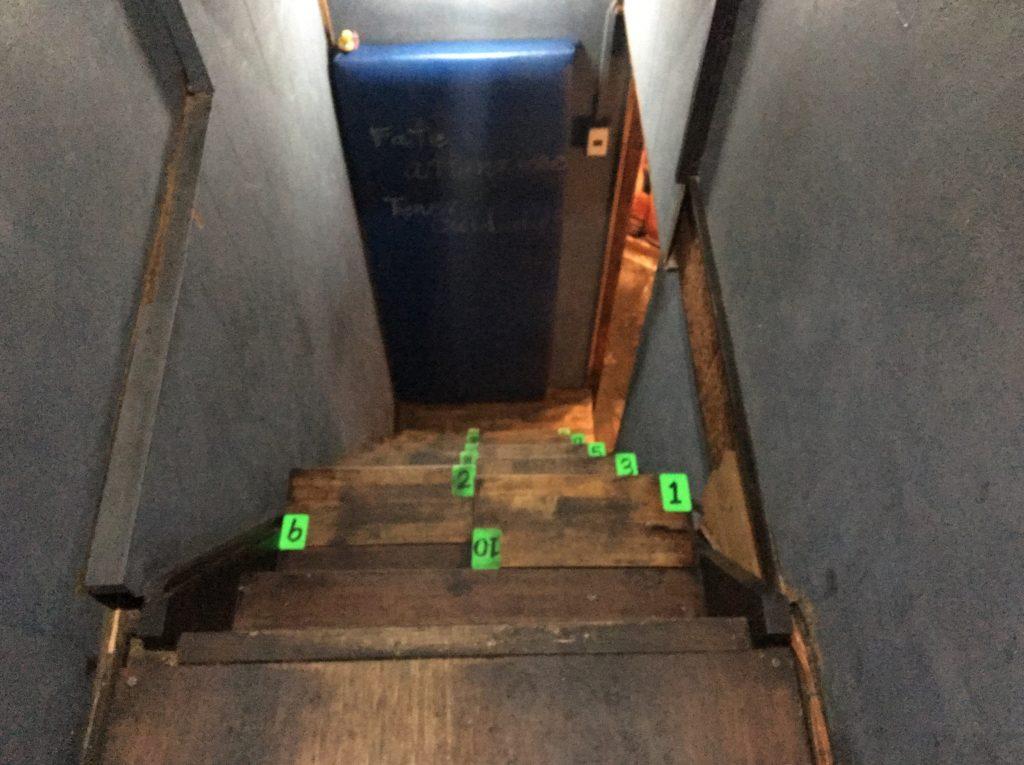 サアズデイオフ階段