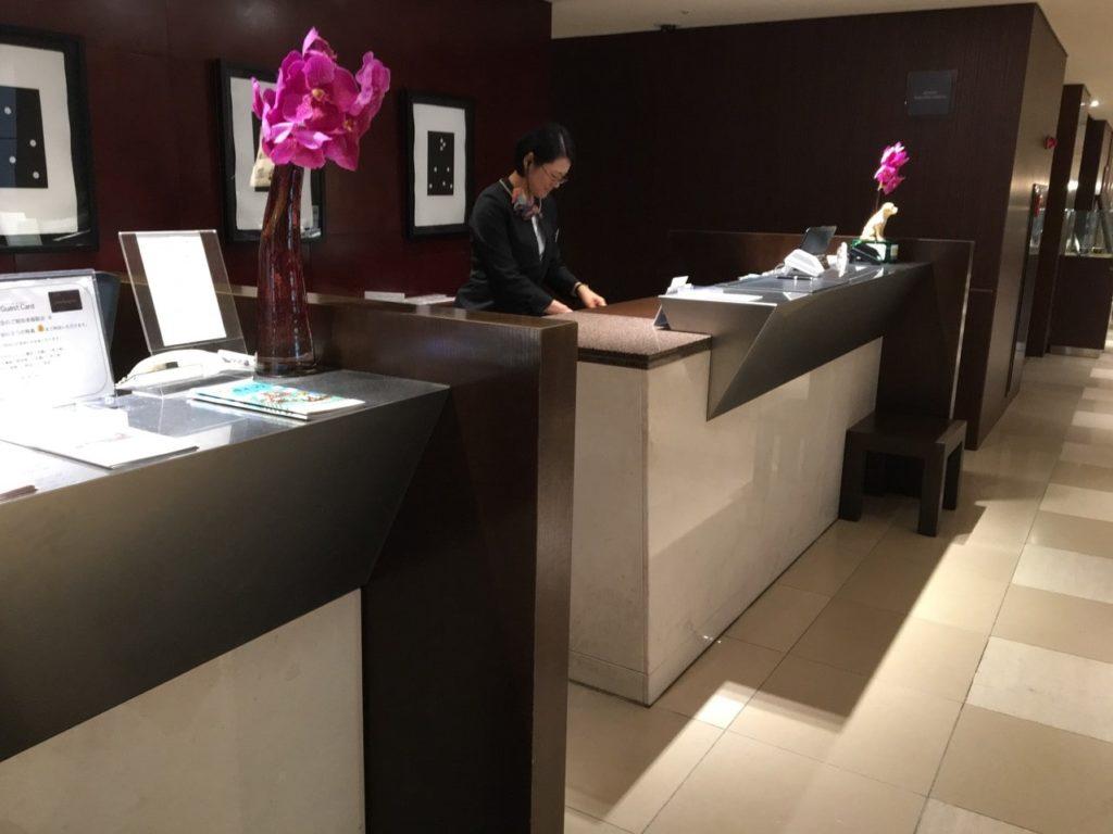 名古屋城謎解きホテルフロント
