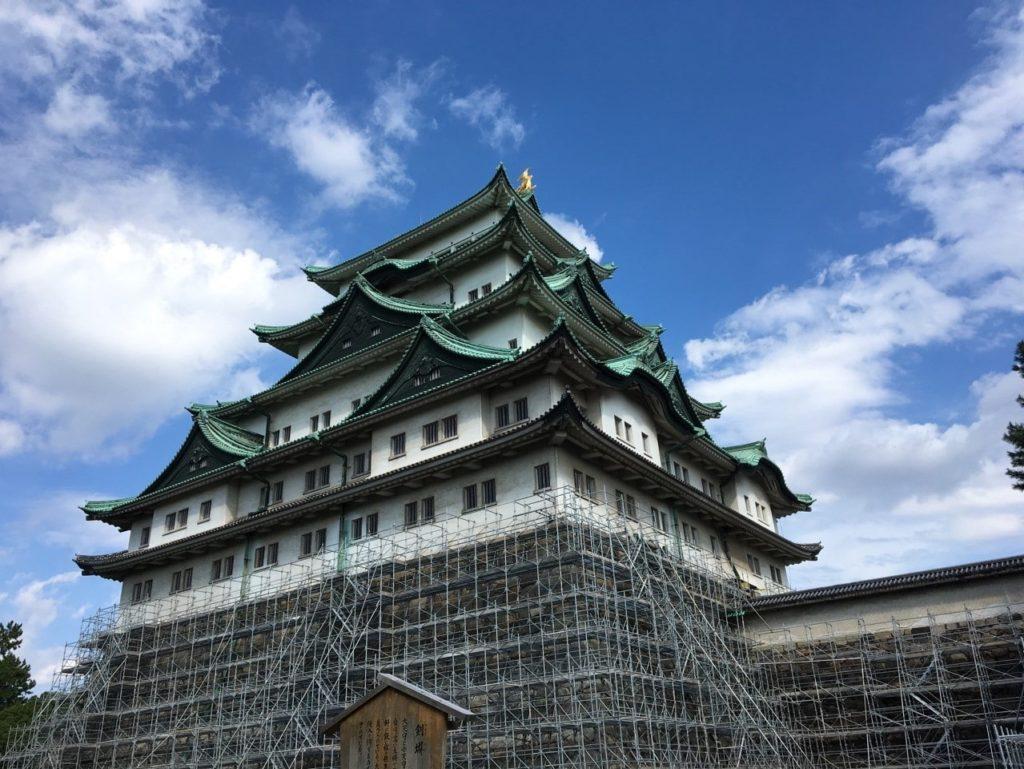 名古屋城謎解き名古屋城