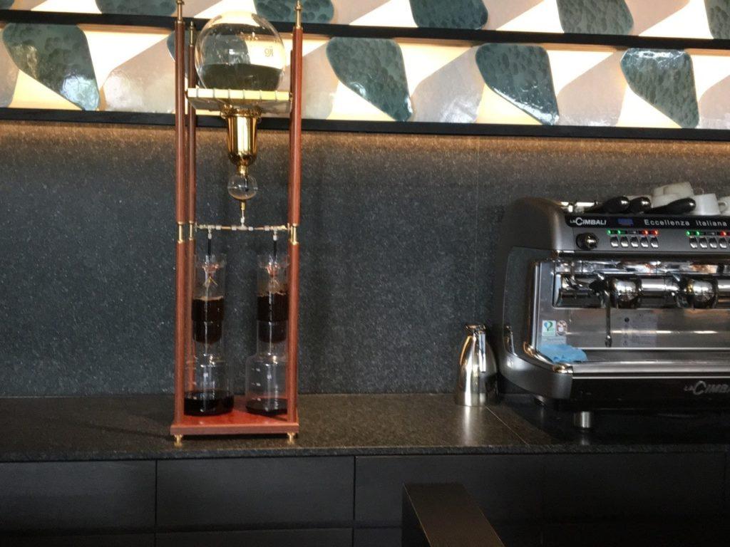 ENSO ANGO水出しコーヒー機械