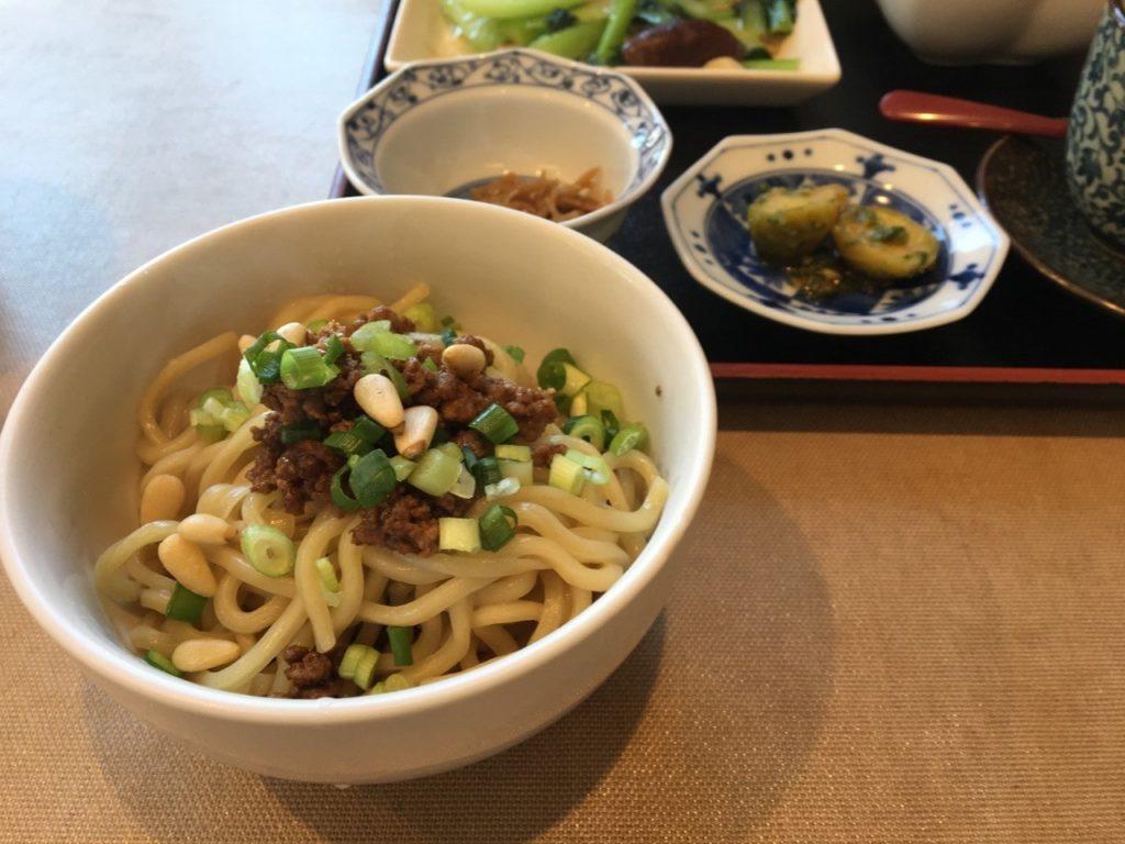 胡同ミニ担々麺