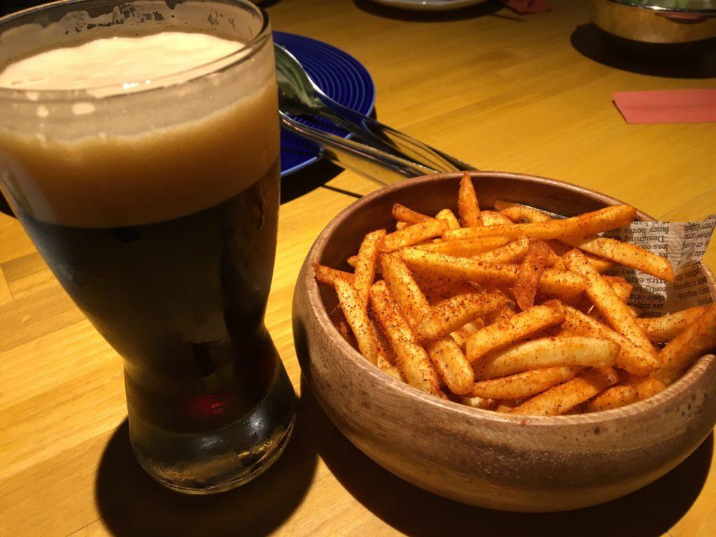 おどりおどりおどりポテトとビール